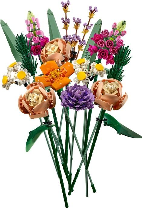 10280 LEGO Creator Expert Flower Bouquet - Hoa trưng bày