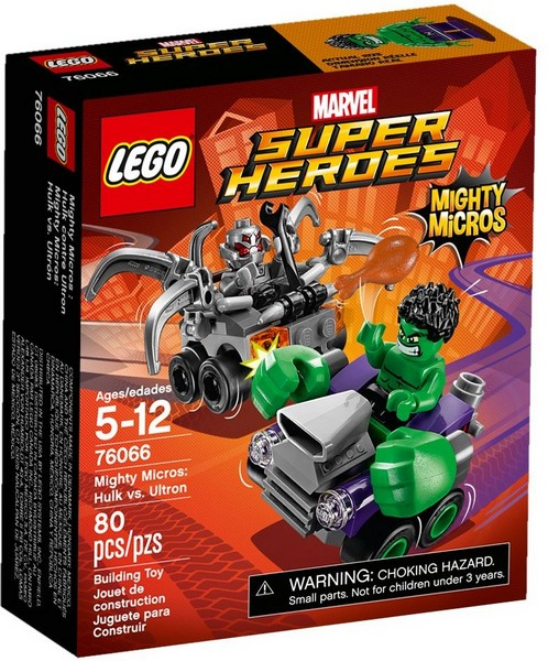 76066 LEGO® Super Heroes Hulk vs. Ultron