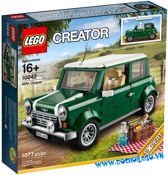 10242 LEGO® Mini Cooper MK VII