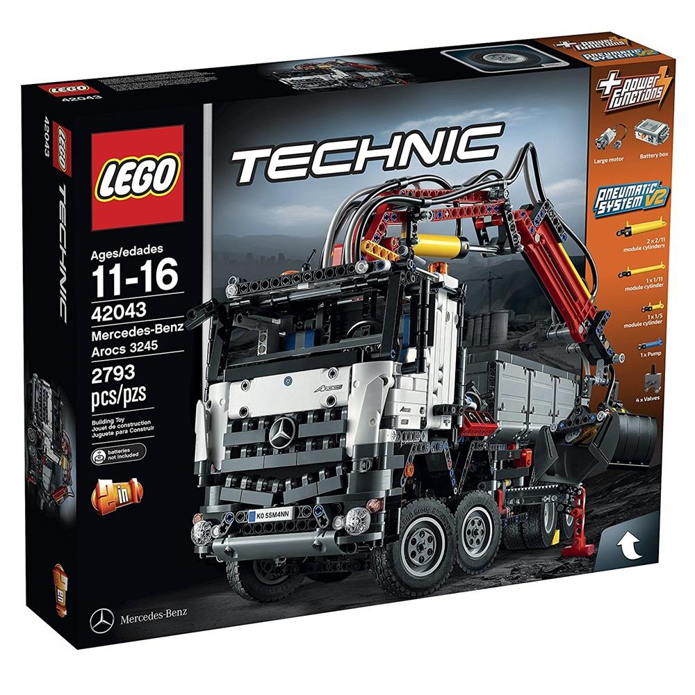 42043 LEGO Technic Mercedes-Benz Arocs 3245