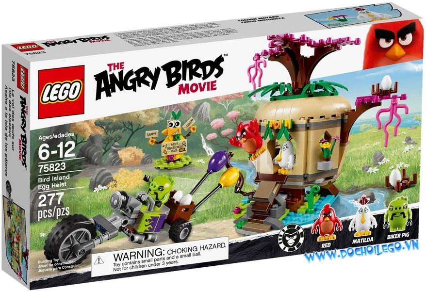 75823 LEGO® Bird Island Egg Heist