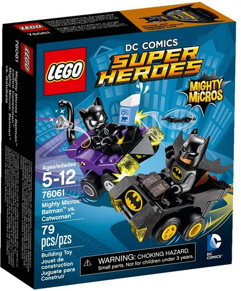 76061 LEGO®Super Heroes Batman vs. Catwoman