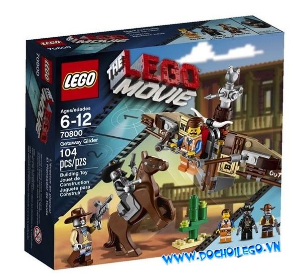 70800 THE LEGO® MOVIE™ Getaway Glider