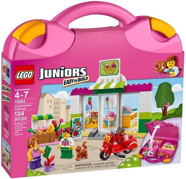 10685 LEGO® Junior Fire Suitcase
