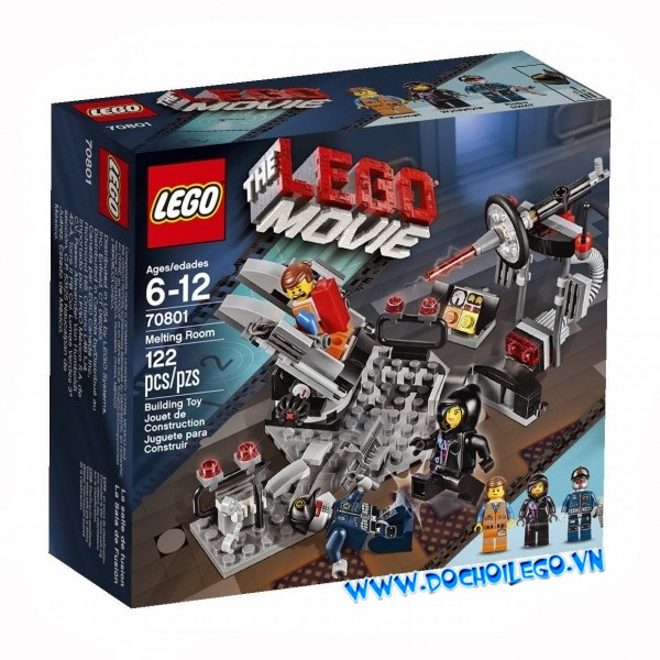 70801 THE LEGO® MOVIE™ Melting Room