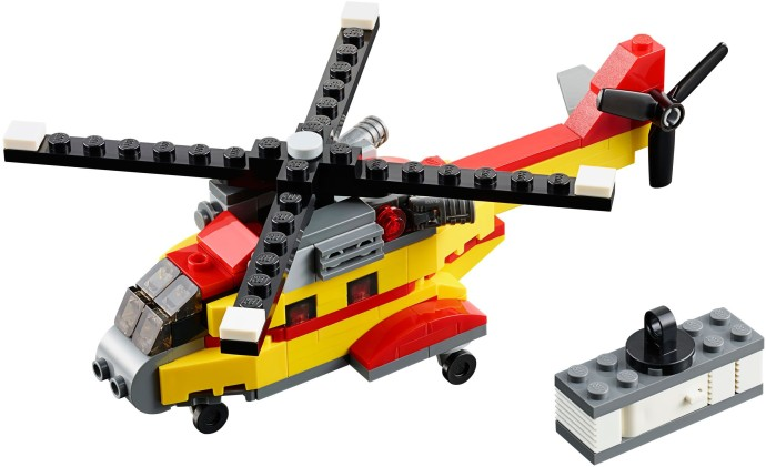 31029 LEGO® CREATOR Cargo Heli