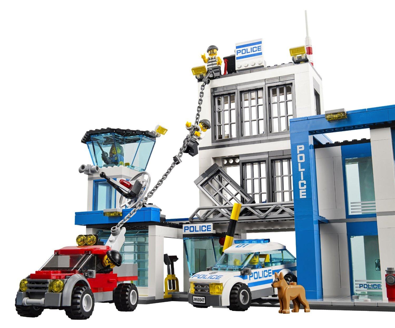 60047 LEGO® City Police Station (Mẫu năm 2014)