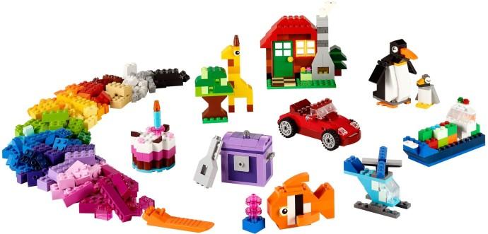 10695 LEGO® CLASSIC Creative Building Box (NEW)