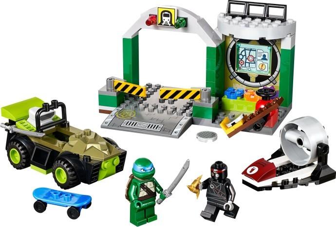 10669 LEGO® Juniors Turtle Lair