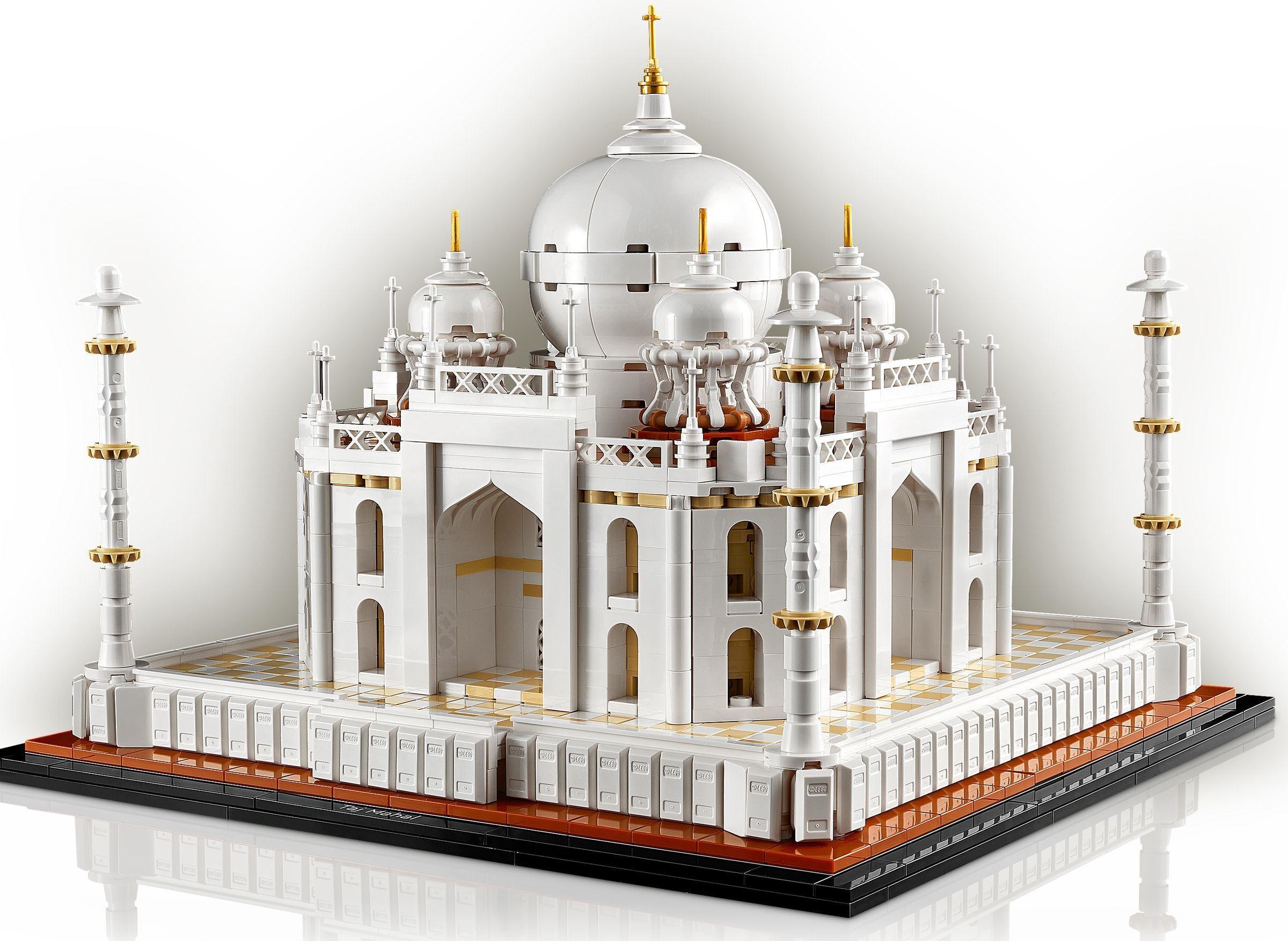 21056 LEGO Architecture Landmark Series Taj Mahal – Công trình kiến trúc Tajmahal