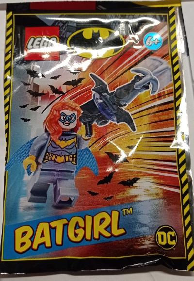 LEGO Ninjago Batgirl foil pack 212115 - Nhân vật Người dơi