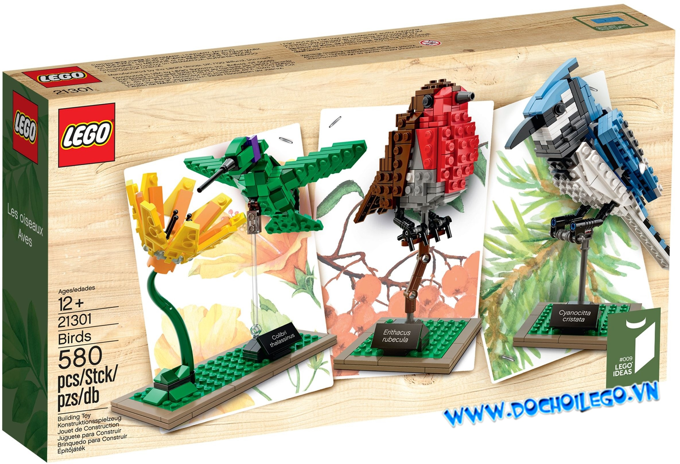 21301 LEGO® IDEAS Birds