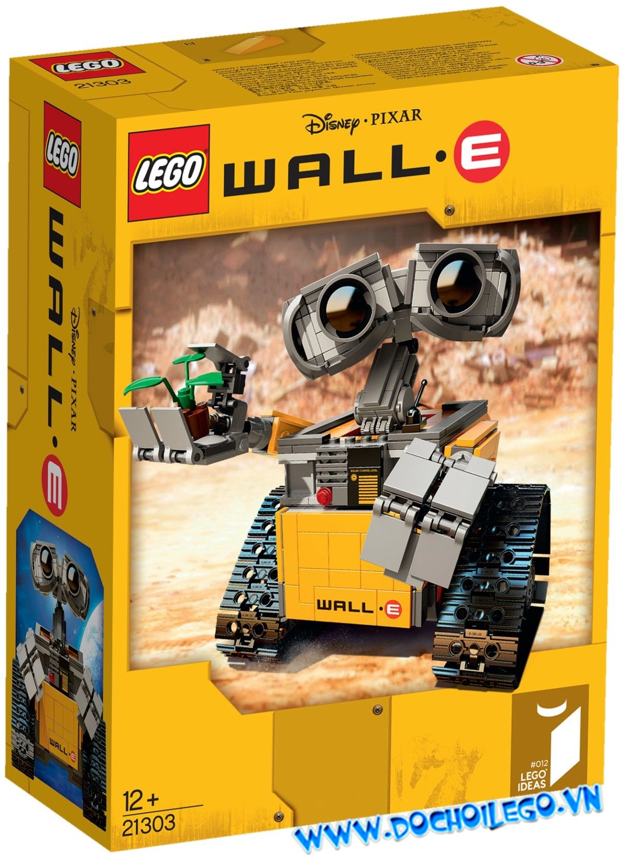 21303 LEGO® Ideas WALL•E