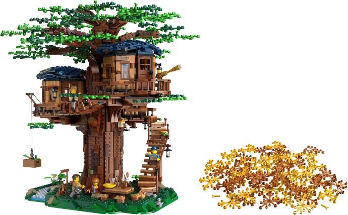 21318 LEGO Ideas Tree House - Ngôi nhà trên cây