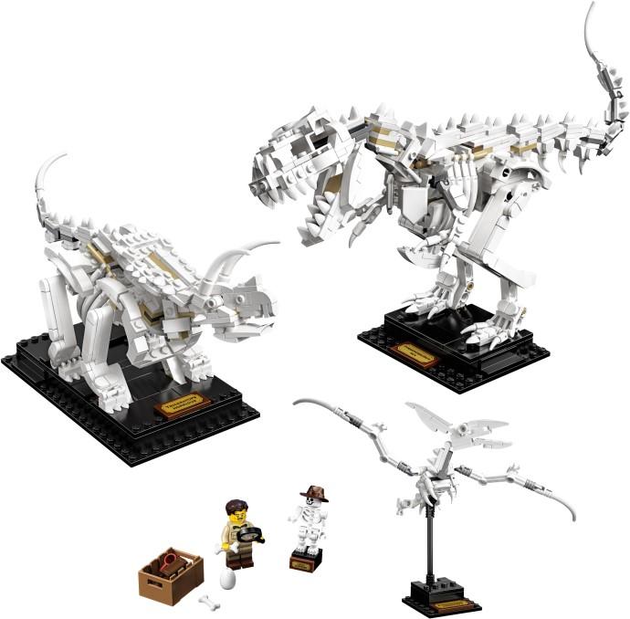 21320 LEGO Ideas Dinosaur Fossils - Hóa thạch khủng long
