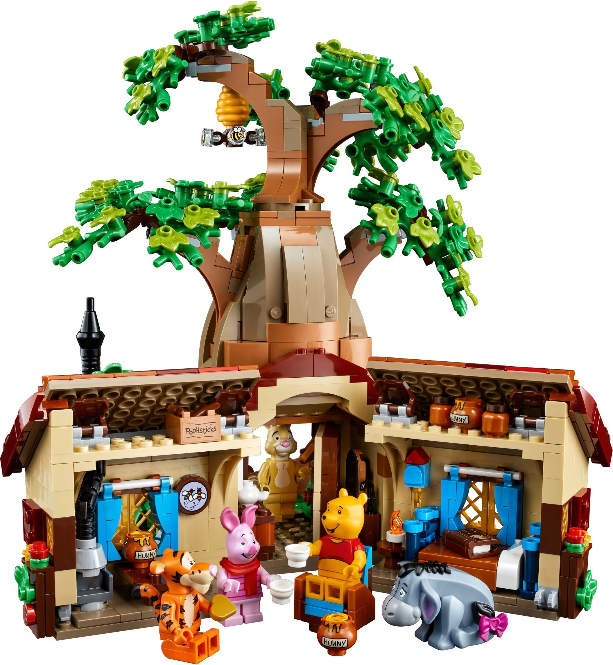 21326 LEGO Ideas Winnie the Pooh - Đồ chơi xếp hình LEGO