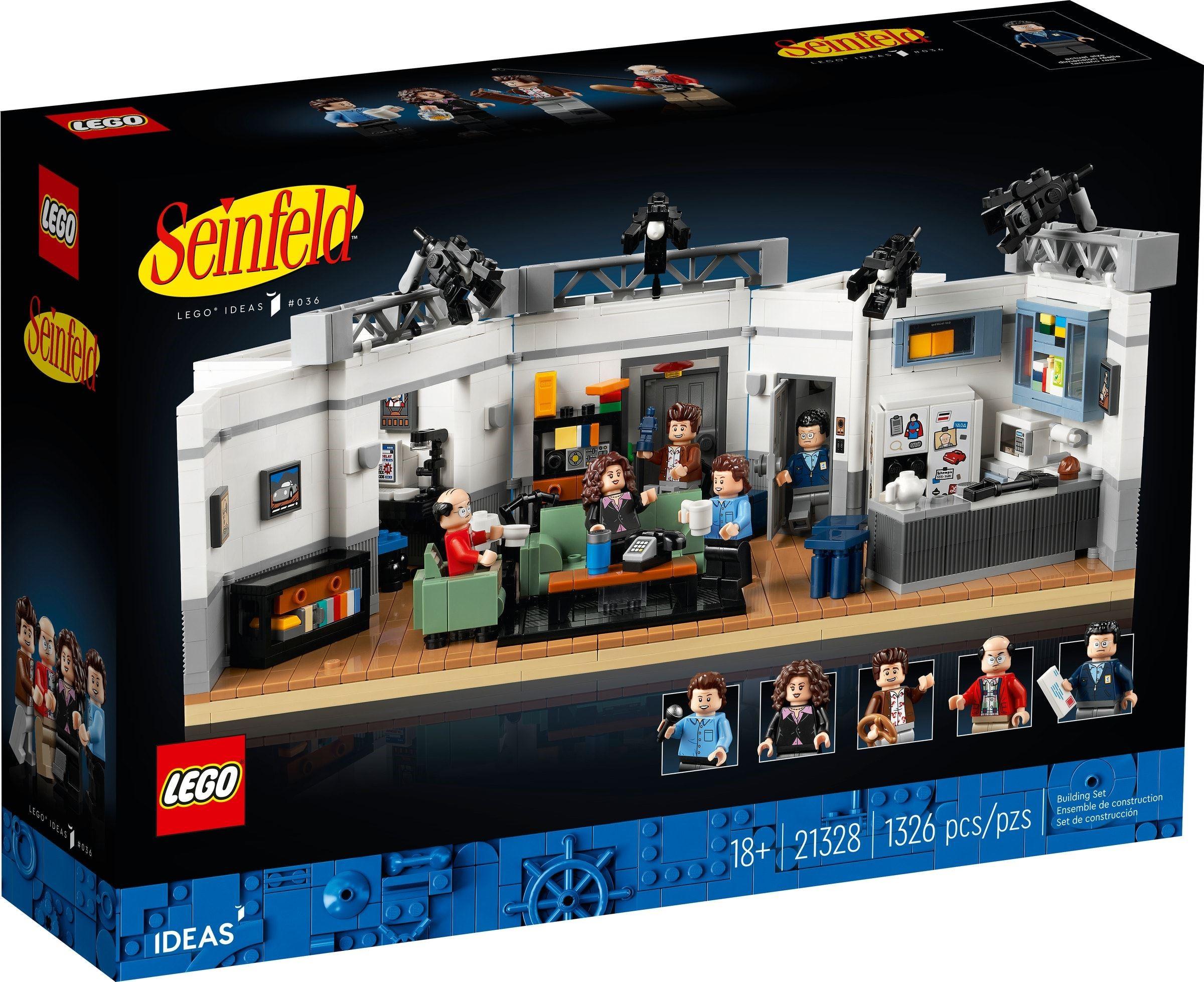 21328 LEGO Ideas Seinfeld