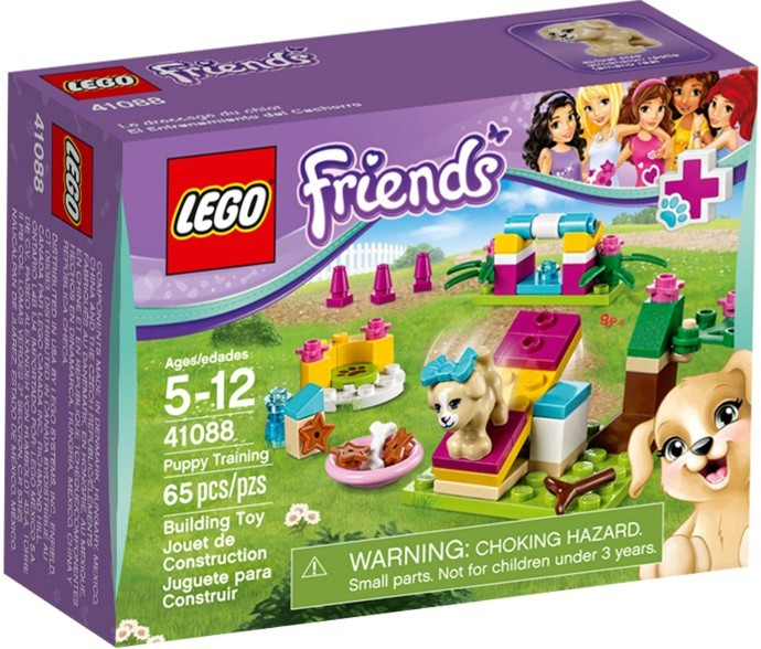 41088 LEGO® FRIENDS Puppy Training