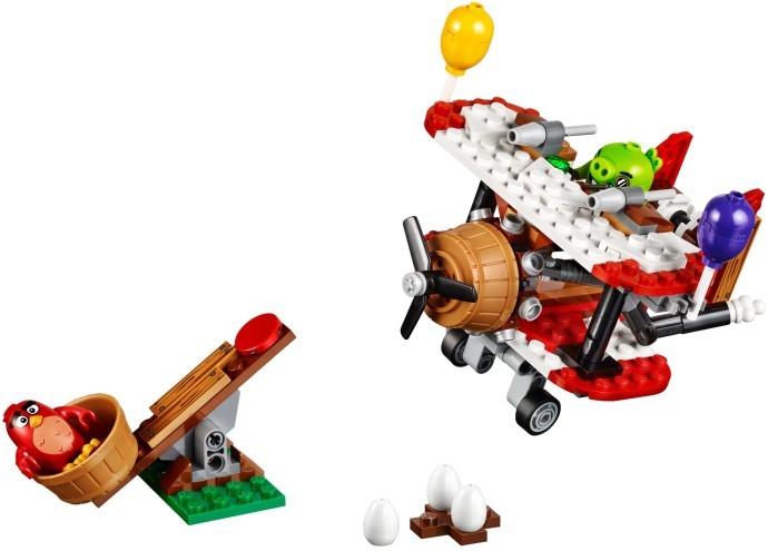75822 LEGO® Piggy Plane Attack
