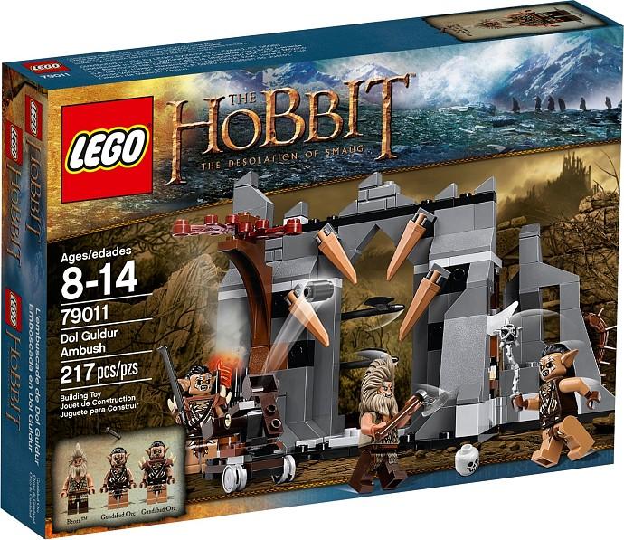 79011 LEGO® HOBBIT Dol Guldur Ambush