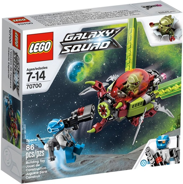 70700 LEGO® Galaxy Squad Space Swarmer
