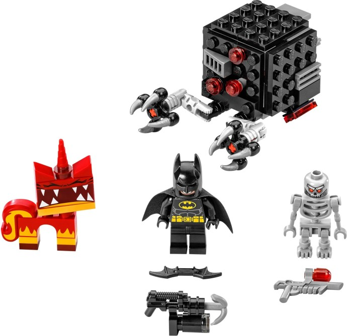 70817 LEGO® Batman & Super Angry Kitty Attack