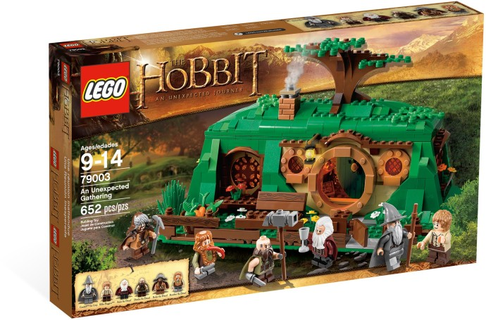 79003 LEGO® HOBBIT An Unexpected Gathering