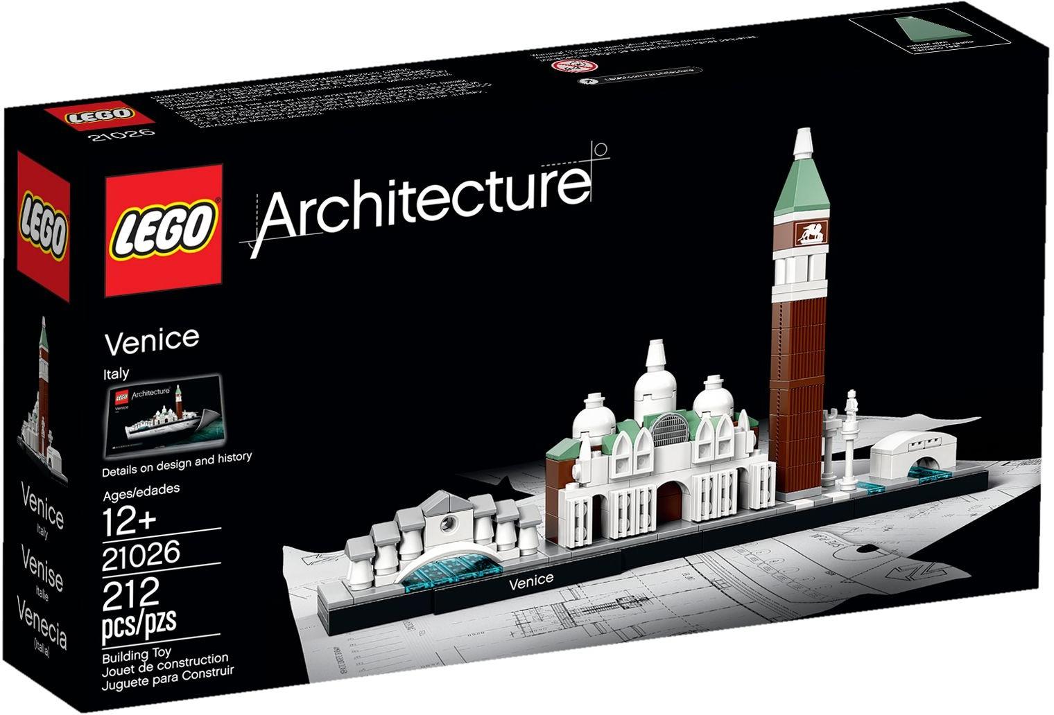 21026 LEGO® Architecture Venice