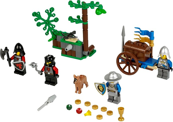 70400 LEGO® Castle Forest Ambush