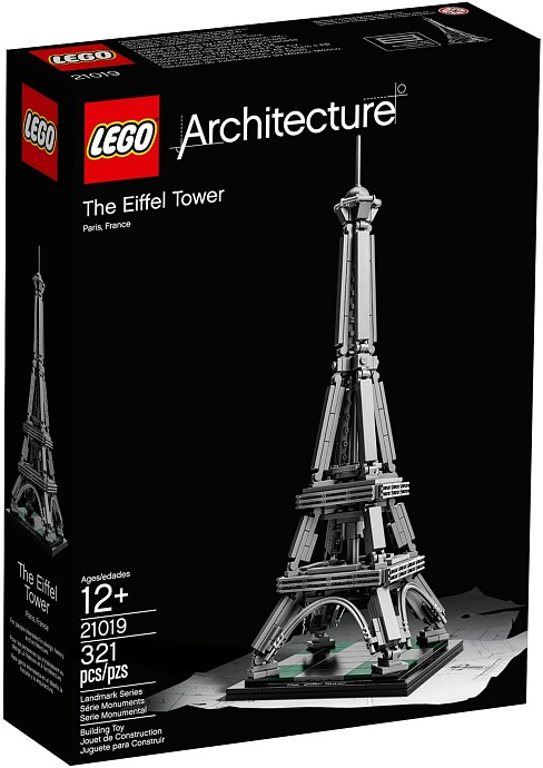 21019 LEGO® THE EIFFEL TOWER