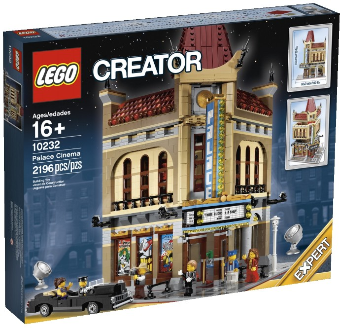 10232 LEGO® Creator Palace Cinema
