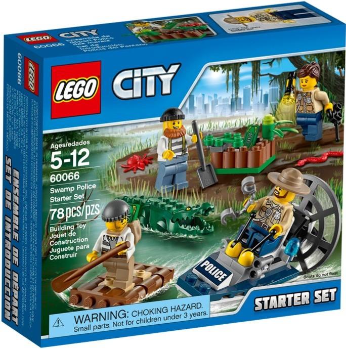 60066 LEGO® Swamp Police Starter Set