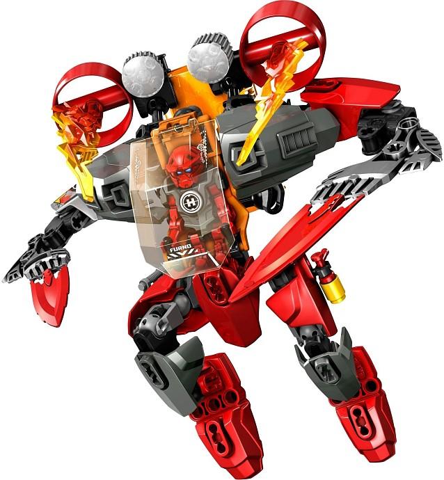 44018 LEGO® FURNO Jet Machine