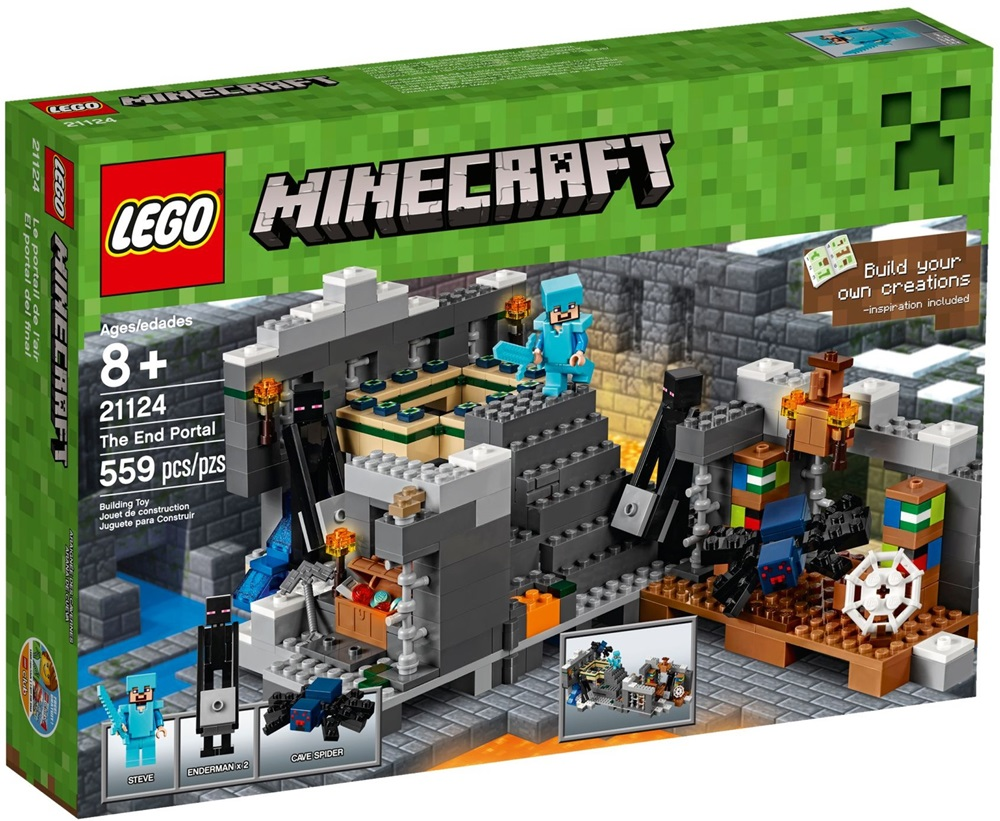 21124 LEGO® Minecraft The End Portal (new 2016)