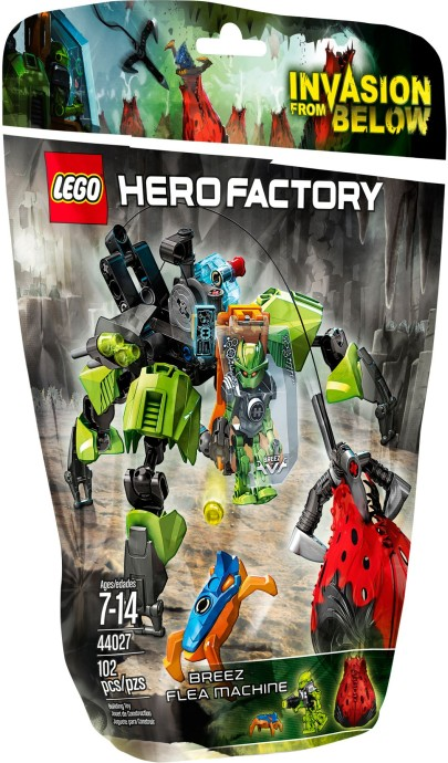 44027 LEGO® BREEZ Flea Machine