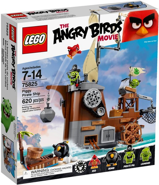 75825 LEGO® Piggy Pirate Ship