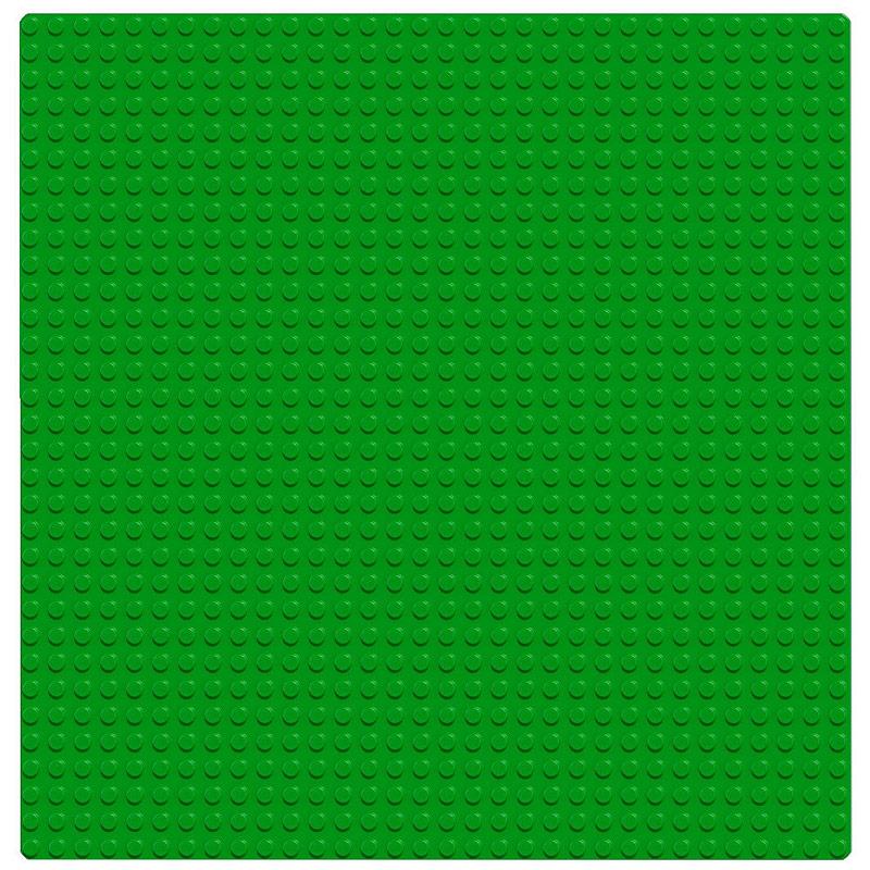 10700 LEGO® Green Baseplate (Xanh lá)- tấm nền 32 x 32 nút
