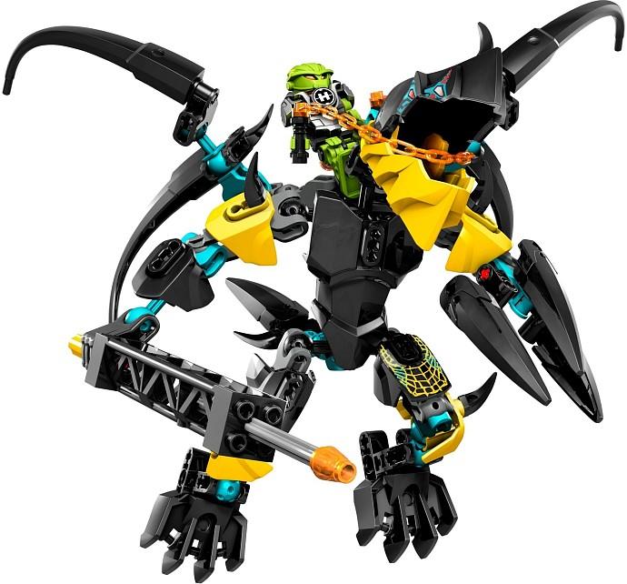 44020 LEGO® FLYER Beast vs. BREEZ