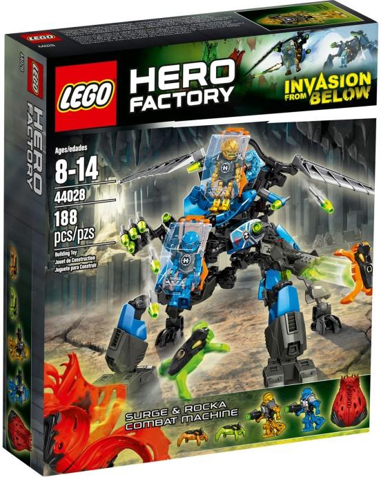 44028 LEGO® SURGE & ROCKA Combat Machine