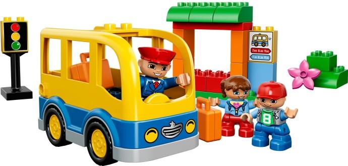 10528 LEGO® DUPLO School Bus
