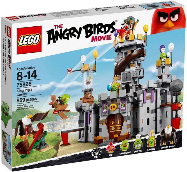 75826 LEGO® King Pig's Castle