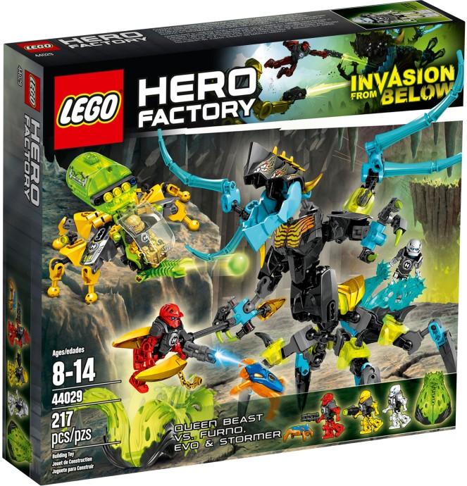 44029 LEGO® QUEEN Beast vs. FURNO, EVO & STORMER