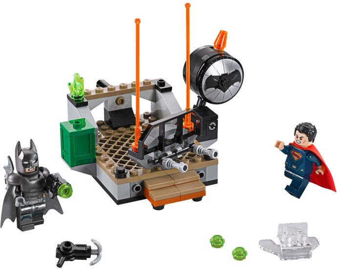 76044 LEGO® Clash of the Heroes