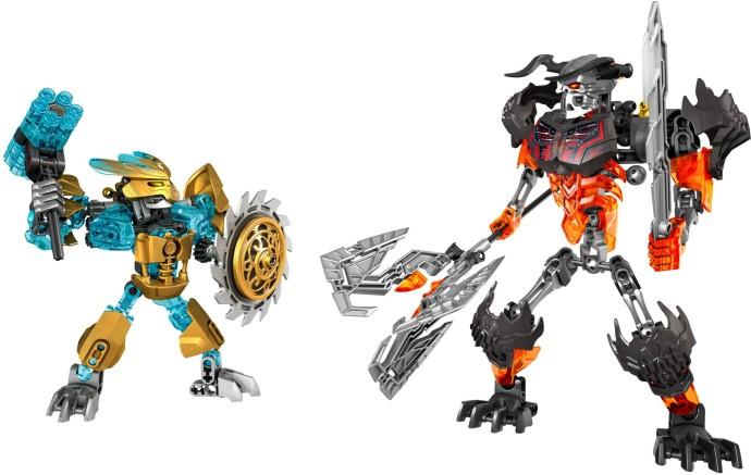 70795 LEGO® Mask Maker vs. Skull Grinder (năm 2015)