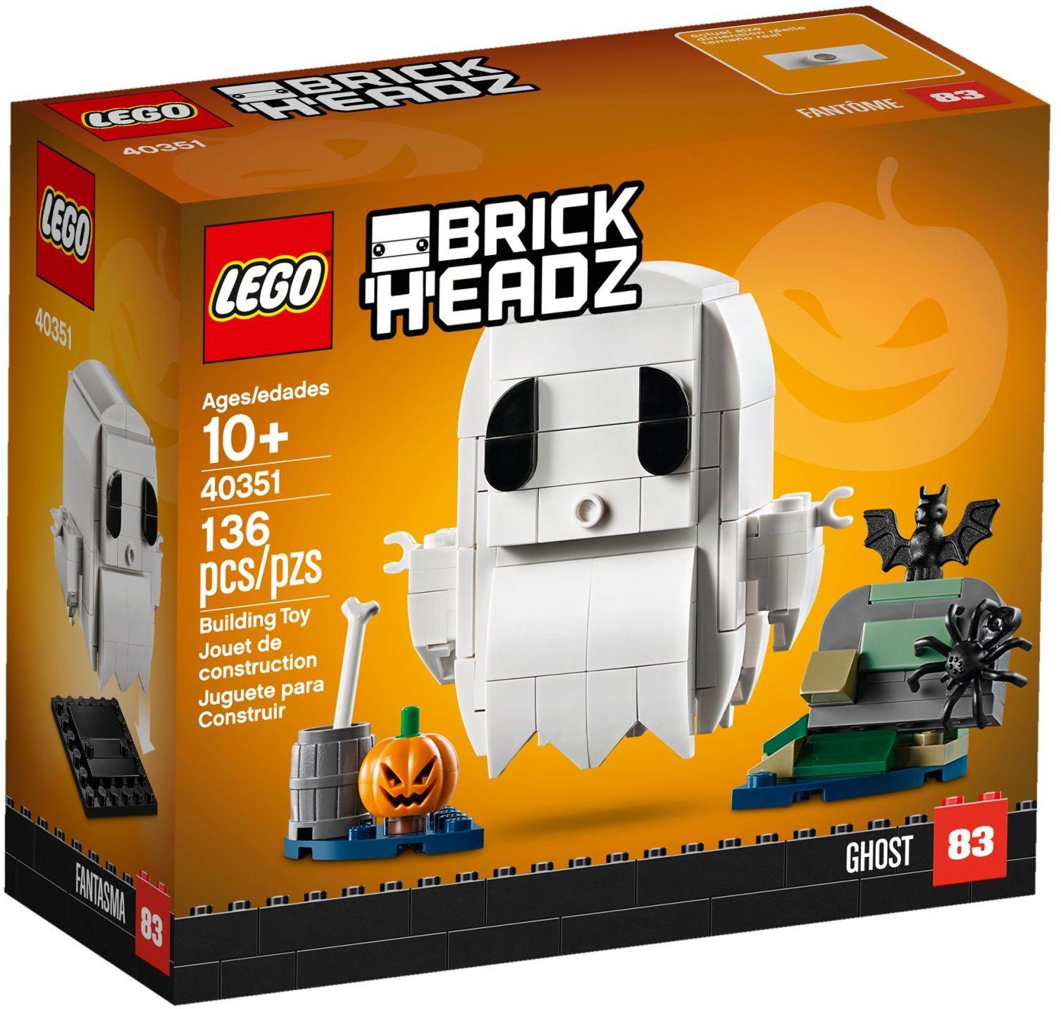 40351 Lego Halloween Ghost - Con ma