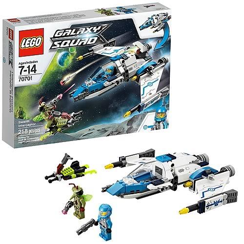 70701 LEGO® Galaxy Squad Swarm Interceptor