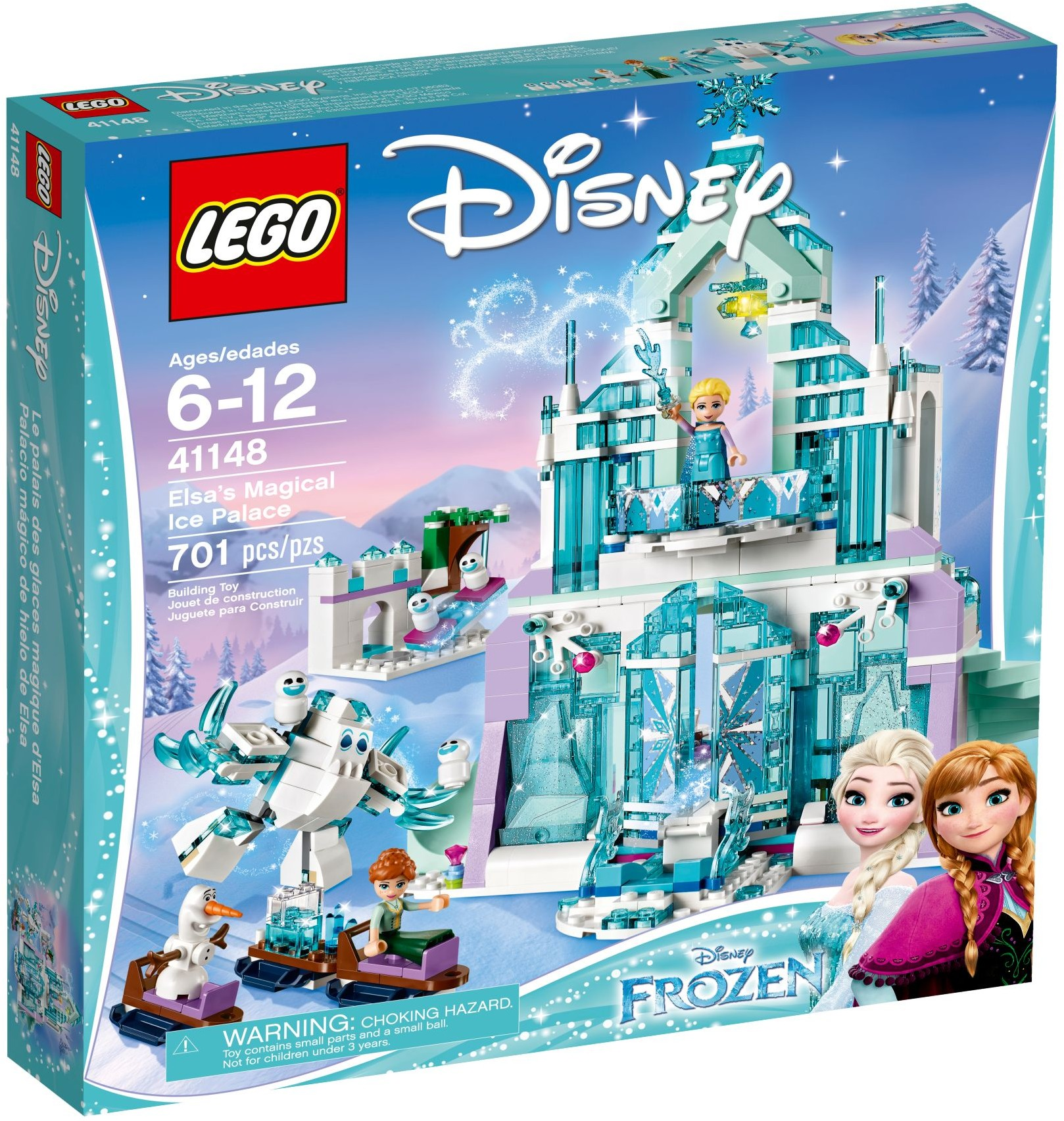 41148 LEGO Disney Princess Elsa's Magical Ice Palace
