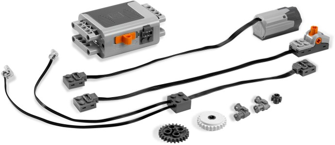 8293 LEGO® Power Function Accessory box