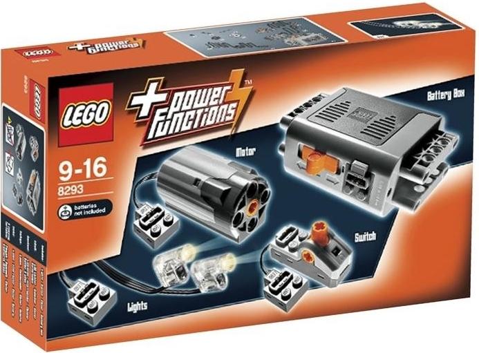 8293 LEGO® Power Function Accessory box