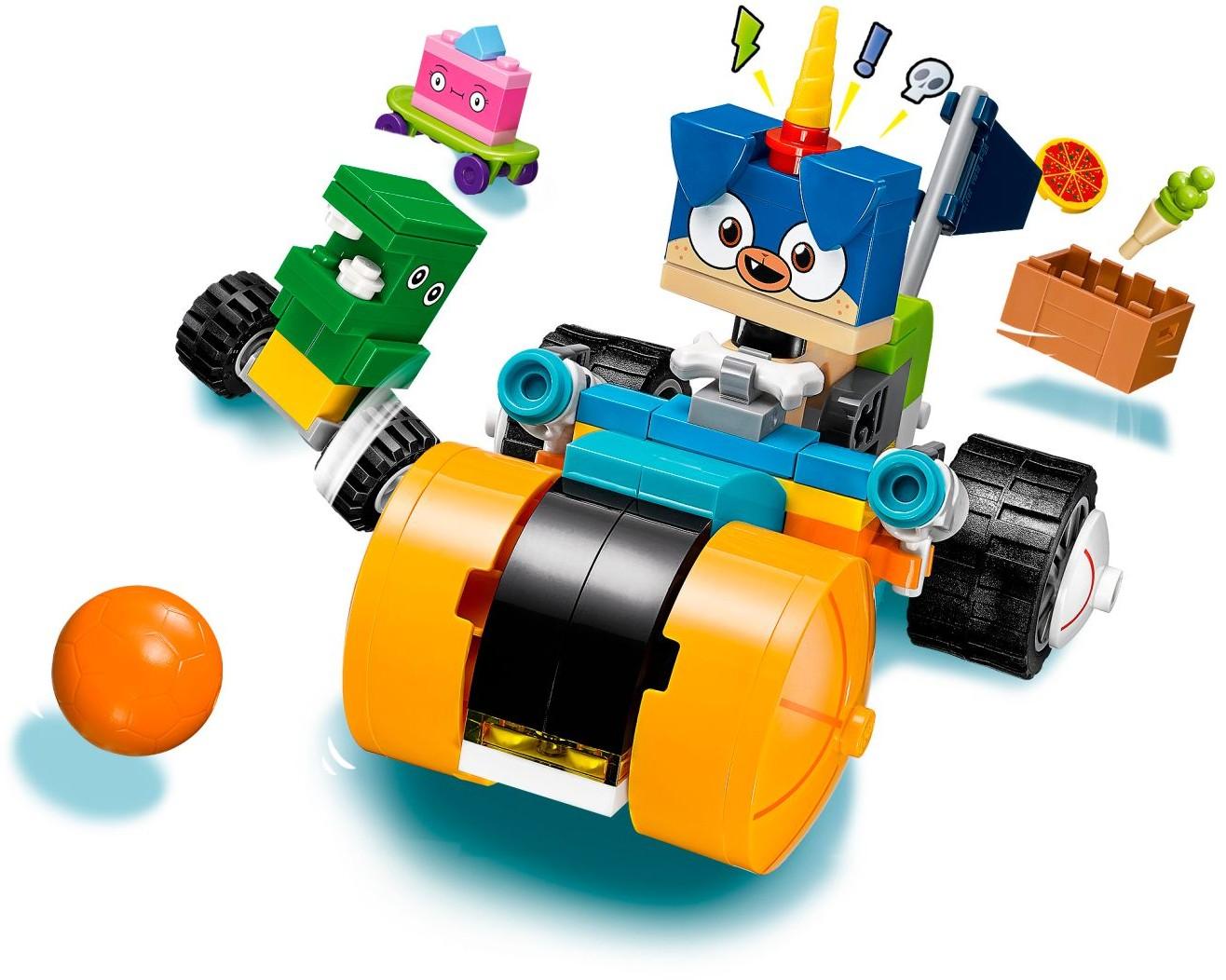 41452 LEGO Unikitty Prince Puppycorn Trike